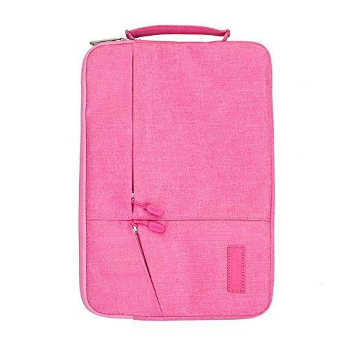 WIWU Laptop Hülle Tasche 11 Zoll Sleeve Bag Wasserfest Stoßfest Aktentasche Schutzhülle für 11.6