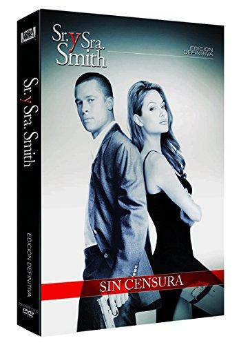 Sr. Y Sra. Smith (Ed.Def.) [DVD]