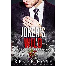 Joker's Wild: A Dark Mafia Romance (Vegas Underground Book 5) (English Edition)