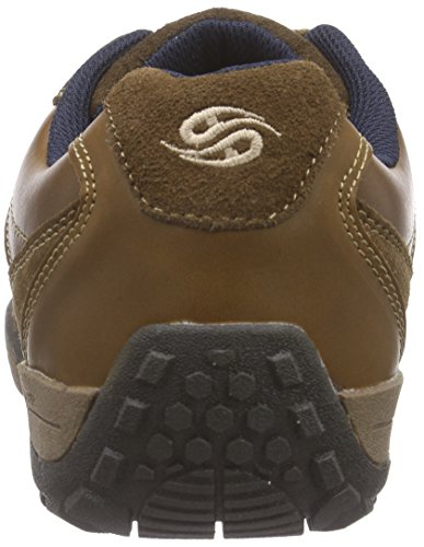 Dockers by Gerli 38mi004-201, Sneakers basses homme Marron (Braun 300)