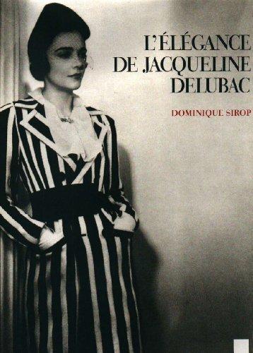 L'élégance de Jacqueline Delubac