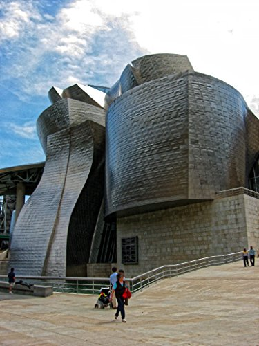 Bilbao - Basque City in the North of Spain: Photo Gallery (Spain 2003) (English Edition) (Foto-album Flag)