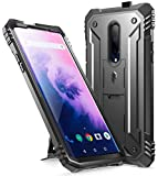 POETIC OnePlus 7 Pro Rugged Case with Kickstand, Full-Body