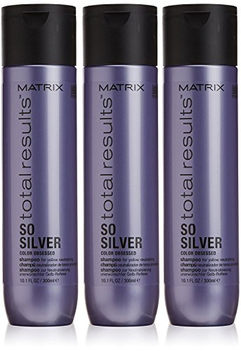 Matrix 3 er Pack Matrix Total Results Color Obsessed So Silver Shampoo 300 ml