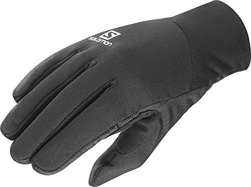 Salomon, Damen Langlauf-Handschuhe, Touchscreen Geeignet, Equipe Glove W, Größe: M, Schwarz, L39504800
