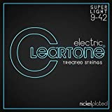 Cleartone E-Git.Saiten,09-42,CT9409 Ultra Light, EMP Strings