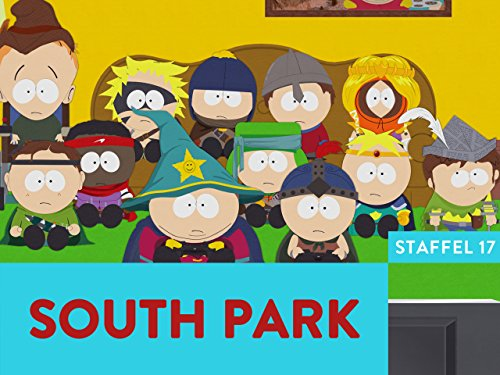 south park alle staffeln