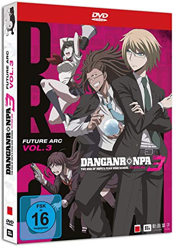 Danganronpa 3: The End of Hope`s Peak Academy - Future Arc - Vol. 3 - [DVD]