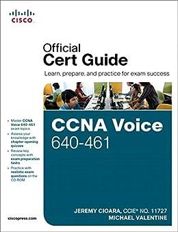 CCNA Voice 640-461 Official Cert Guide de [Cioara, Jeremy, Valentine, Michael H.]