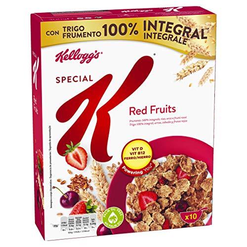 Kellogg's Special K Frutas rojas Cereales - 300 g