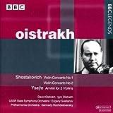 Shostakovich: Concertos Pour Violon