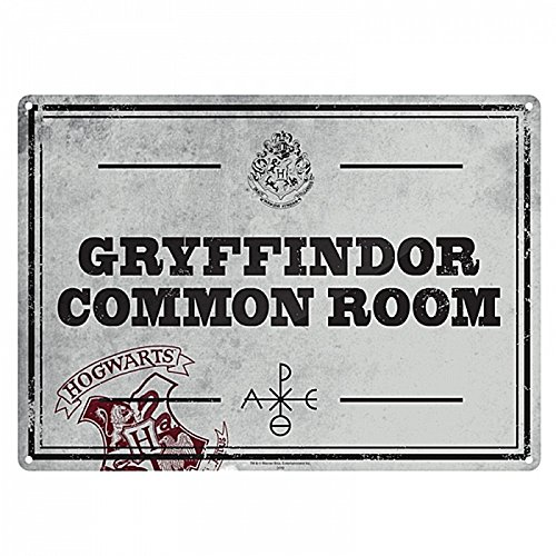 HP - Common Room A5 Sign