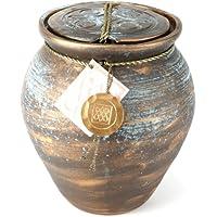 Urns UK - Urna cineraria Roman Treasure, colore: Bronzo