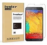 Samsung Galaxy Note 3 Neo Pellicola Protettiva, VGUARD Pellicola Protettiva in Vetro Temperato per Samsung Galaxy Note 3 Neo N7505i / N7505 - Vetro con Durezza 9H, Spessore di 0,2 mm,Bordi Arrotondati da 2,5D-Shockproof, Trasparenza ad alta definizione, Facile da installare- Garanzia a vita