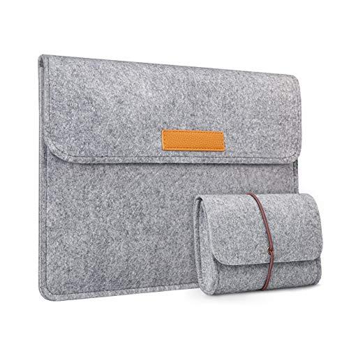 Inateck Filz Tasche Hülle Kompatibel Surface Pro 6/5/4/3/, 13
