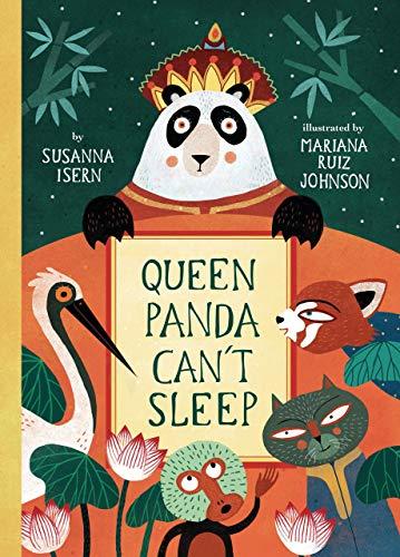 Queen Panda Can't Sleep por Susanna Isern