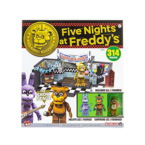 Zoom IMG-1 mcfarlane toys five nights at