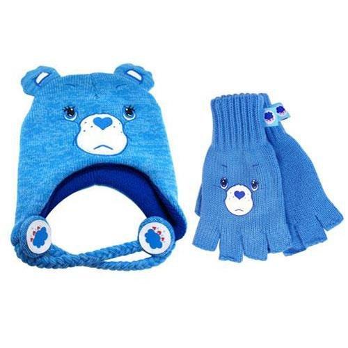 CareBears Care Bears - Blue. Girl's Winter Set (Blue Bear Care)