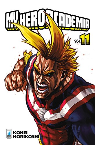 My Hero Academia: 11