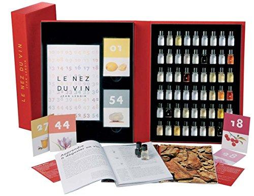 jean Renoir 56039 le nez du vin 54 Aromen Sprache Englisch -