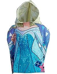 Disney Princess Frozen Albornoz - para niña - ER1883