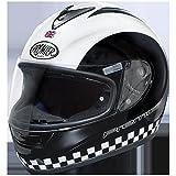 Premier Monza Helm PREMIER Rückseite, mehrfarbig XL mehrfarbig