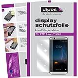 dipos I 6X Schutzfolie klar passend für ZTE Axon 7 Mini Folie Bildschirmschutzfolie
