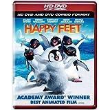 Happy Feet (HD DVD/DVD Combo) by Elijah Wood