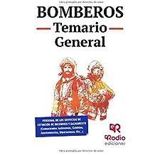 Bomberos. Temario General (OPOSICIONES)