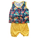 NammaBaby Girls Top With Bloomer Dress F...