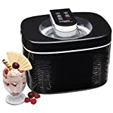 Cooks Professional Electric Ice Cream Maker Frozen Yoghurt Sorbet Machine Automatic 250W