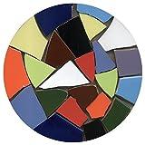 ALEA Mosaic Eclats de mosaïque émaillée, 20-50mm, 2Kg Multicolore, BMXA