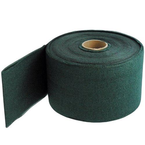 Noor Zaunblende Textil, Grün, 0,19 x 70 m -
