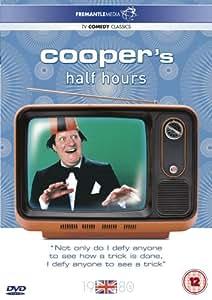 Tommy Cooper's Half Hours [DVD]
