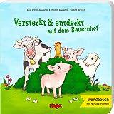 Versteckt und entdeckt auf dem Bauernhof: Bilderbuch