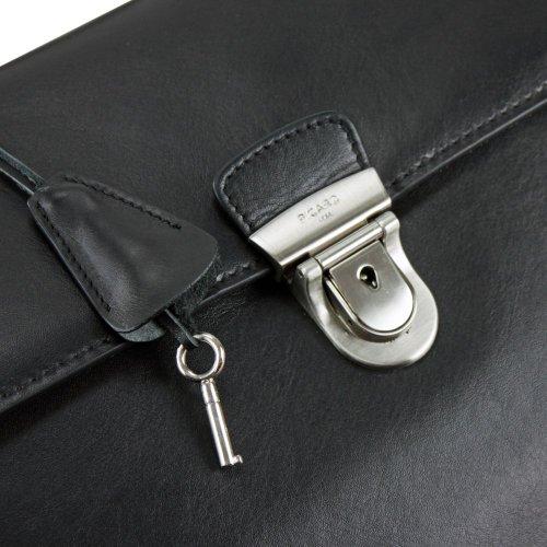0ee247888b94e Picard Toscana Aktentasche Leder 38 cm kastanie -schieweck ...