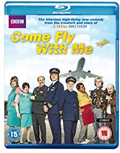 Come Fly With Me Series 1 [Blu-ray] [Import anglais]