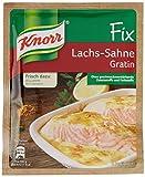 Knorr Fix Lachs-Sahne Gratin, 9er-Pack (9 x 2 Portionen)