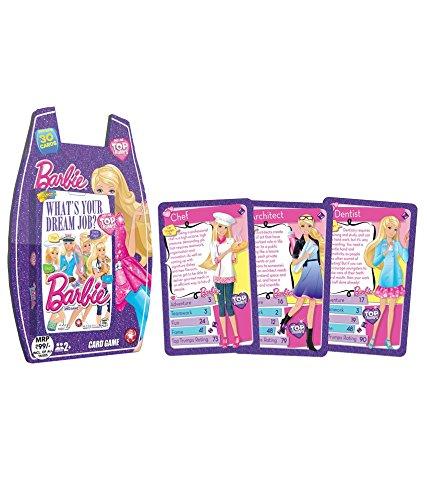 Top Trumps Card Games Top Trumps Super Deluxe Barbie