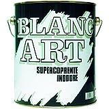 Francos & Kim Blanc Art Pintura blanca a solvente para manchas de humo nicotina Ed Unto de grasa