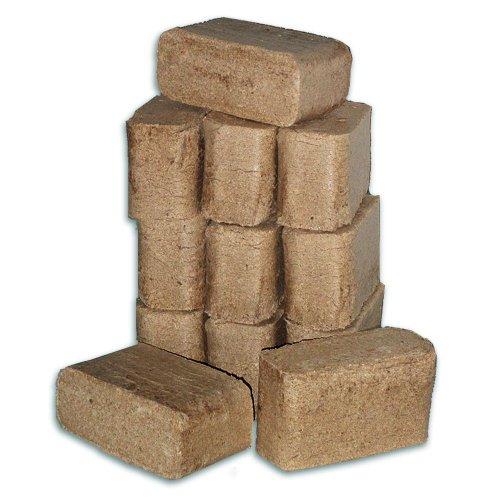 Holzbriketts aus Nadelholz 30kg - versandkostenfrei! Ofenbriketts Feuerholz