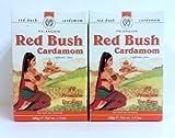 Palanquin - Té de rooibos rojo con cardamomo - 125 g - Pack de 2 unidades