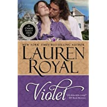 Violet: Chase Family Series Book 5 by Lauren Royal (2012-10-01)