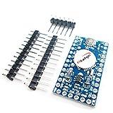 HiLetgo New Pro Mini ATmega328P 5V 16M Replace ATmega128 Compatible to Arduino