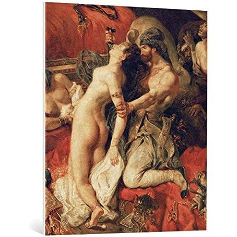 Quadro su tela: Eugène Delacroix