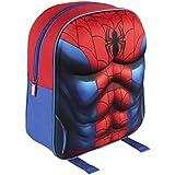 Marvel 210000156531cm Spiderman traje efecto 3d Junior mochila