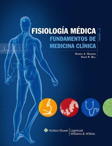 Fisiologia medica: Fundamentos de medicina clinica (Point (Lippincott Williams & Wilkins)) por Rodney A. Rhoades