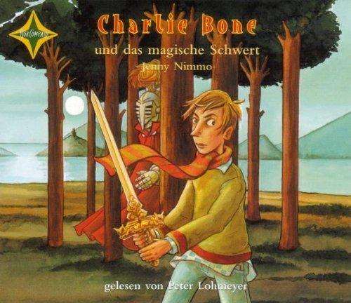 Charlie Bone und das magische Schwert: 6. Folge der erfolgreichen Charlie-Bone Reihe. Sprecher: Peter Lohmeyer. 5 CD Multibox. Laufzeit 6 Std. von Nimmo. Jenny (2008) Audio CD