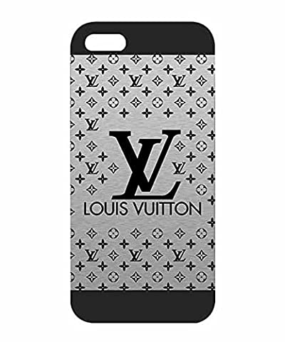 Iphone 5 / 5s Coque Case, Louis & Vuitton Ultra Slim Fit Durable Hardshell Iphone 5 / 5s Back Cover
