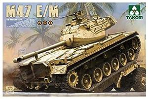 """TAKOM Tak -2072Maqueta de US Medium Tank M47S/M 2en 1"""""""